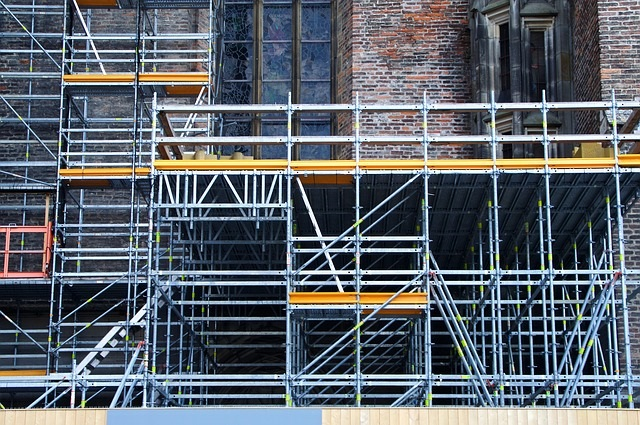Following the rules: Scaffolding regulations