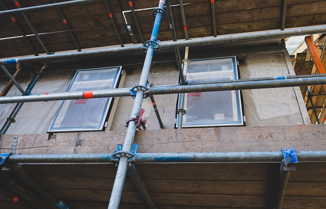 Cambridge Scaffolding - A few things to remember about scaffolding