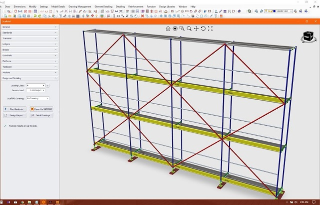 Cambridge Scaffolding - The Secrets of Scaffolding Design