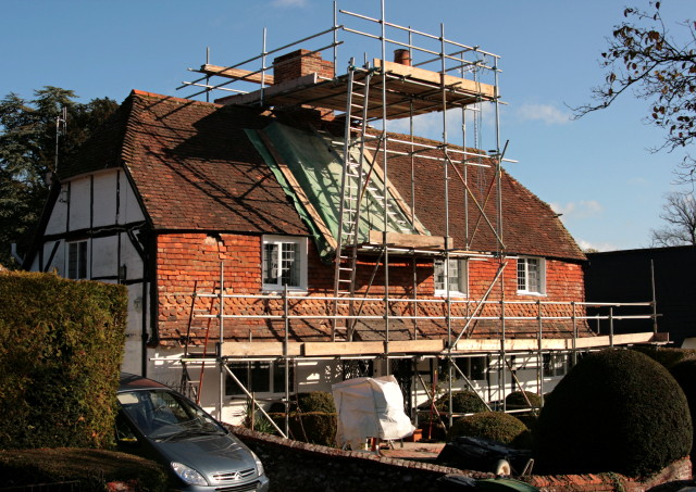 Cambridge Scaffolding - How to renovate your home