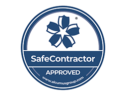 Cambridge Scaffolding is Safe Contractor Approved